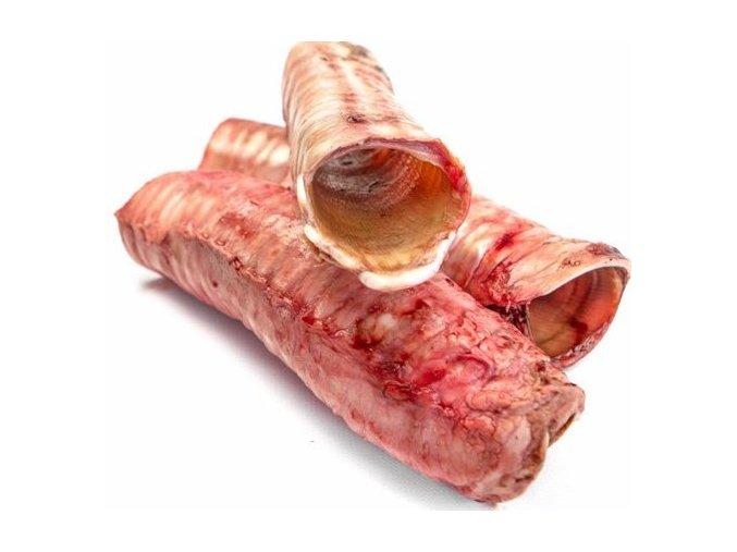 hovězí trachea