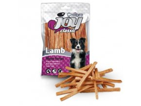 Calibra Joy Dog Classic Lamb Strips 80g