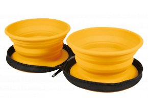 TVL 863 TravelDoubleBowl Orange 1