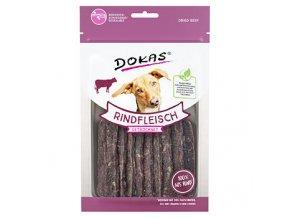 Dokas - Hovězí plátky 70 g
