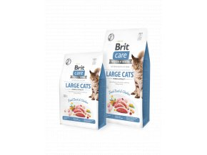 18461 BCC Dry food LARGE CATS 1