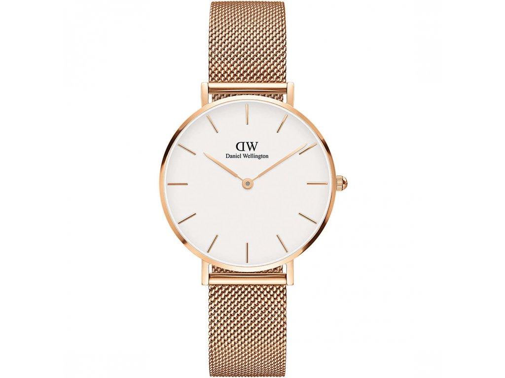 watch only time woman daniel wellington petite melrose dw00100305 376348