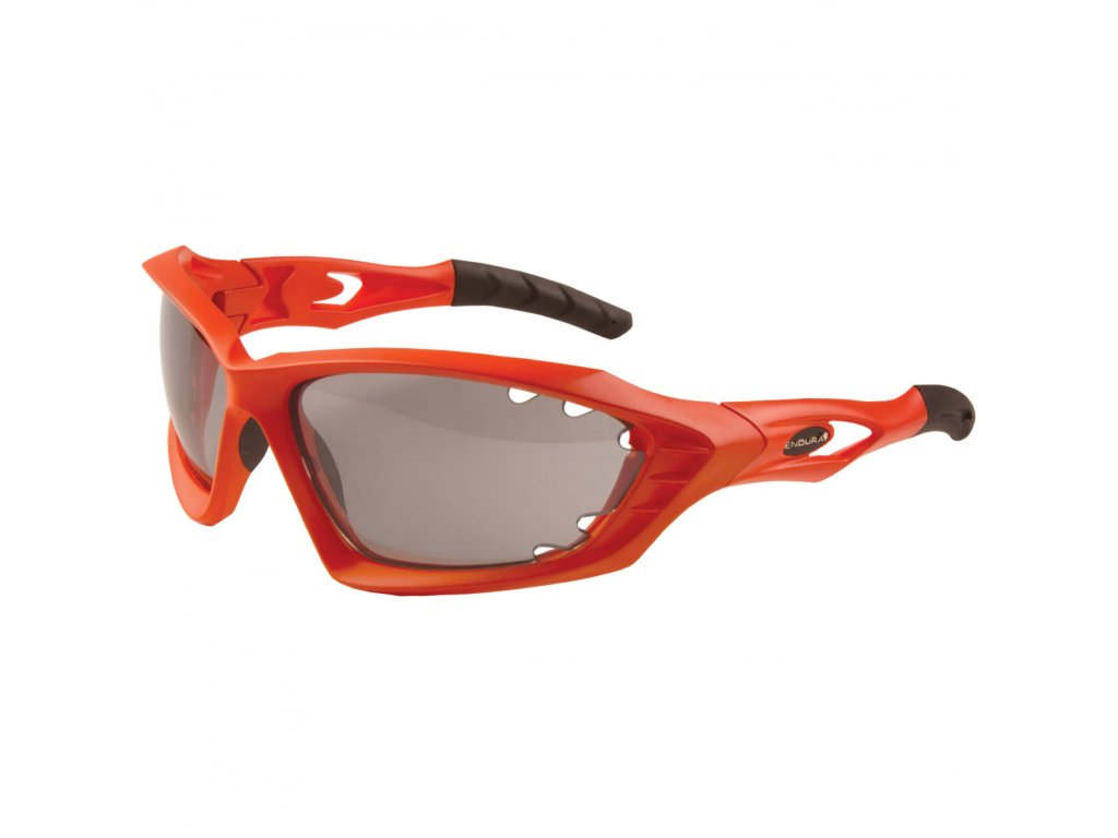 Endura Mullet Photochromic Sunglasses Performance Sunglasses Orange 2016 E0066OR