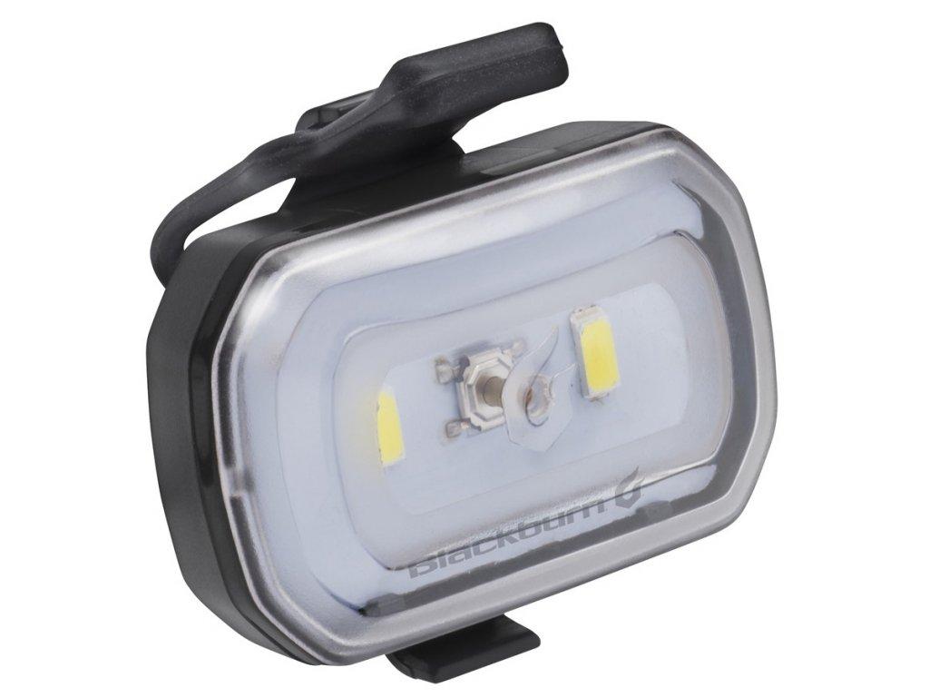 světlo BLACKBURN Click USB Black přední blikačka