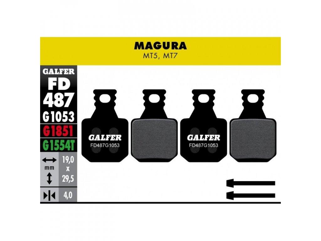 galfer magura fd487