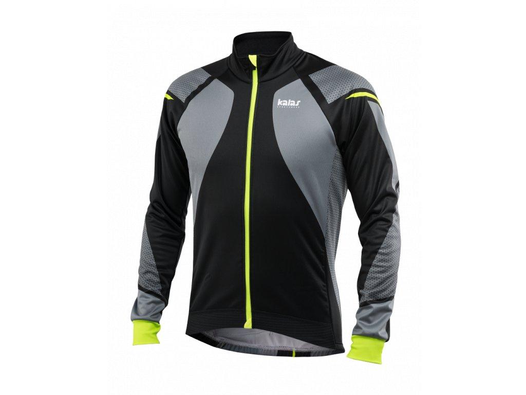 Zimní bunda Kalas TITAN X8 | fluo/černá