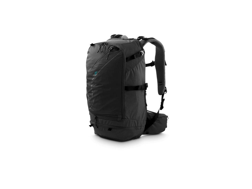 Batoh Cube Backpack OX 25+ black