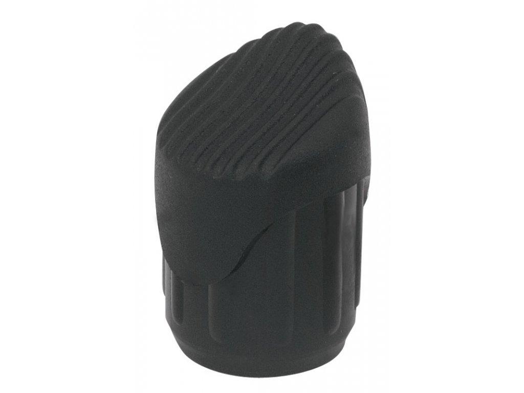 zátka horní pro rohy ZAP, černá
