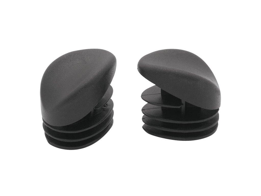 zátka horní pro rohy FIT/ KARM, černé