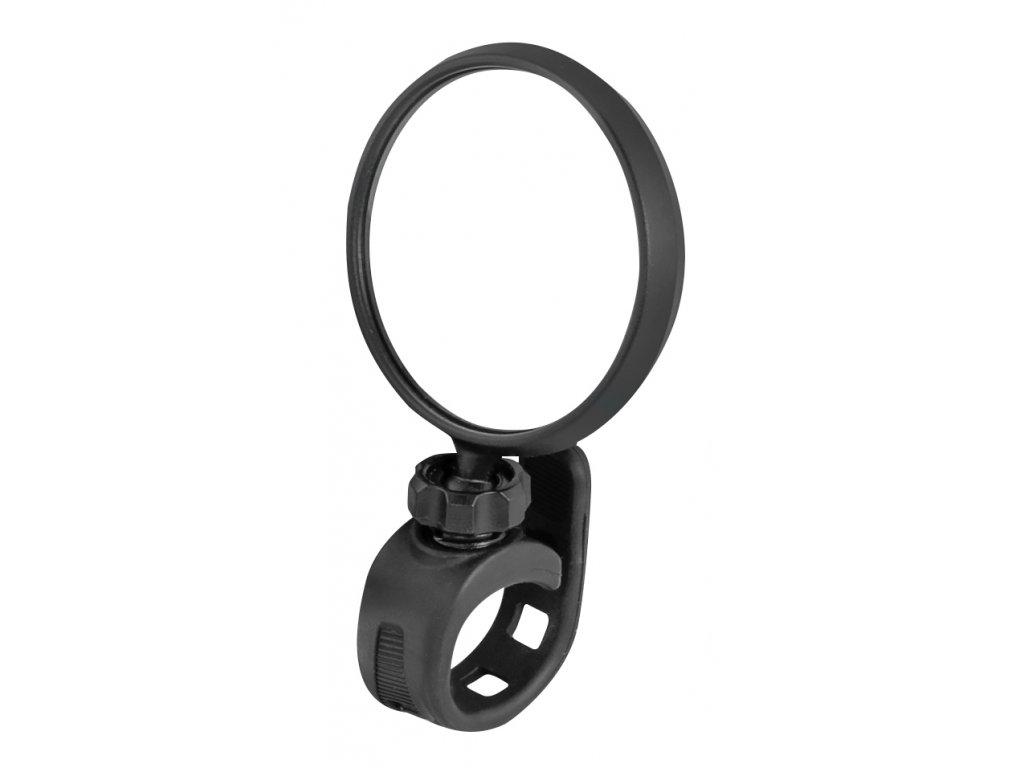 zpětné zrcátko F otočné silikonový držák, črn.