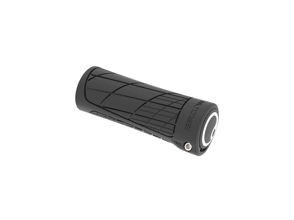 ERGON gripy GA2 Single Twist Shift černá