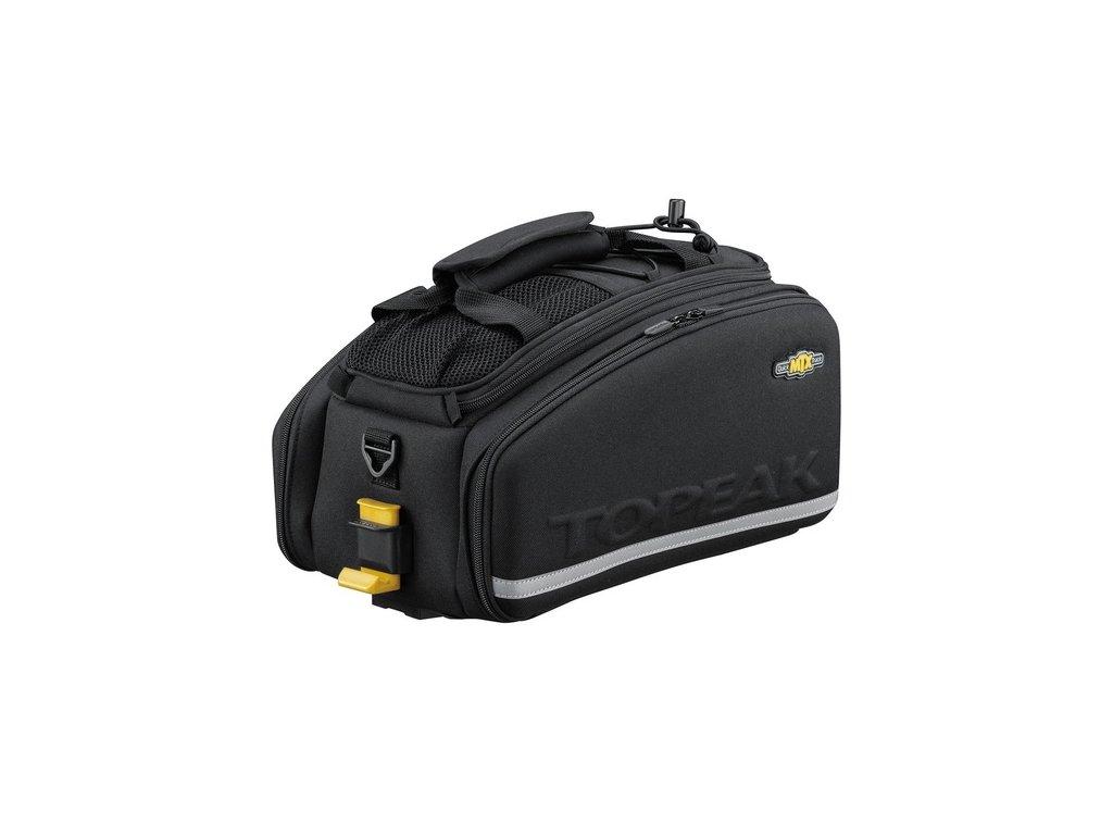 TOPEAK brašna na nosič MTX TRUNK Bag EXP s bočnicemi