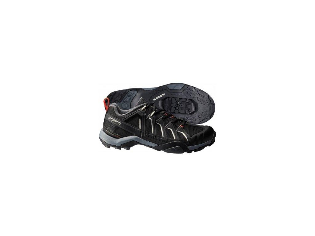 Tretry Shimano MT34 L black