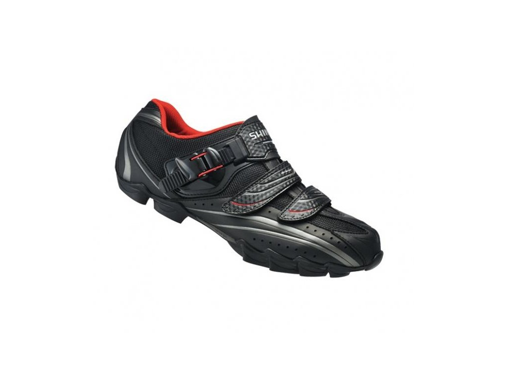 shimano sh m087le cycling bicycle shoes wide spd