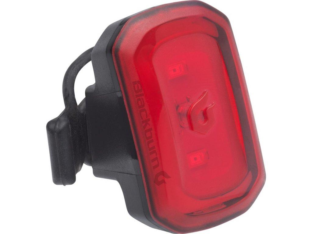 světlo BLACKBURN Click USB Black zadní blikačka