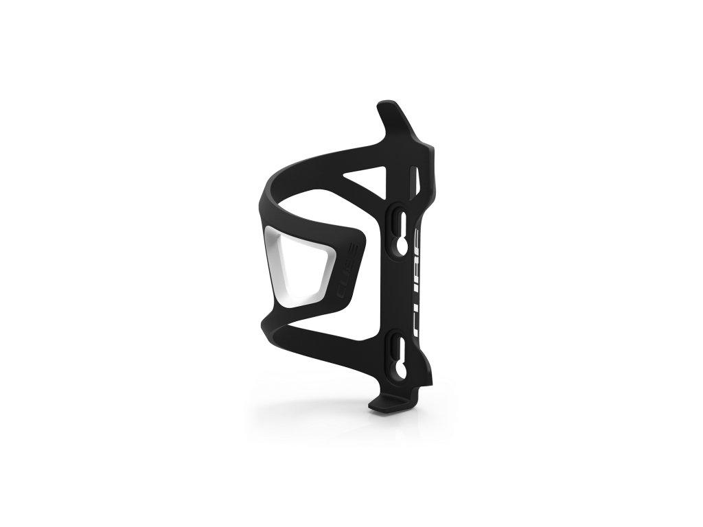 Košík CUBE Bottle Cage HPP-Sidecage černo/bílá