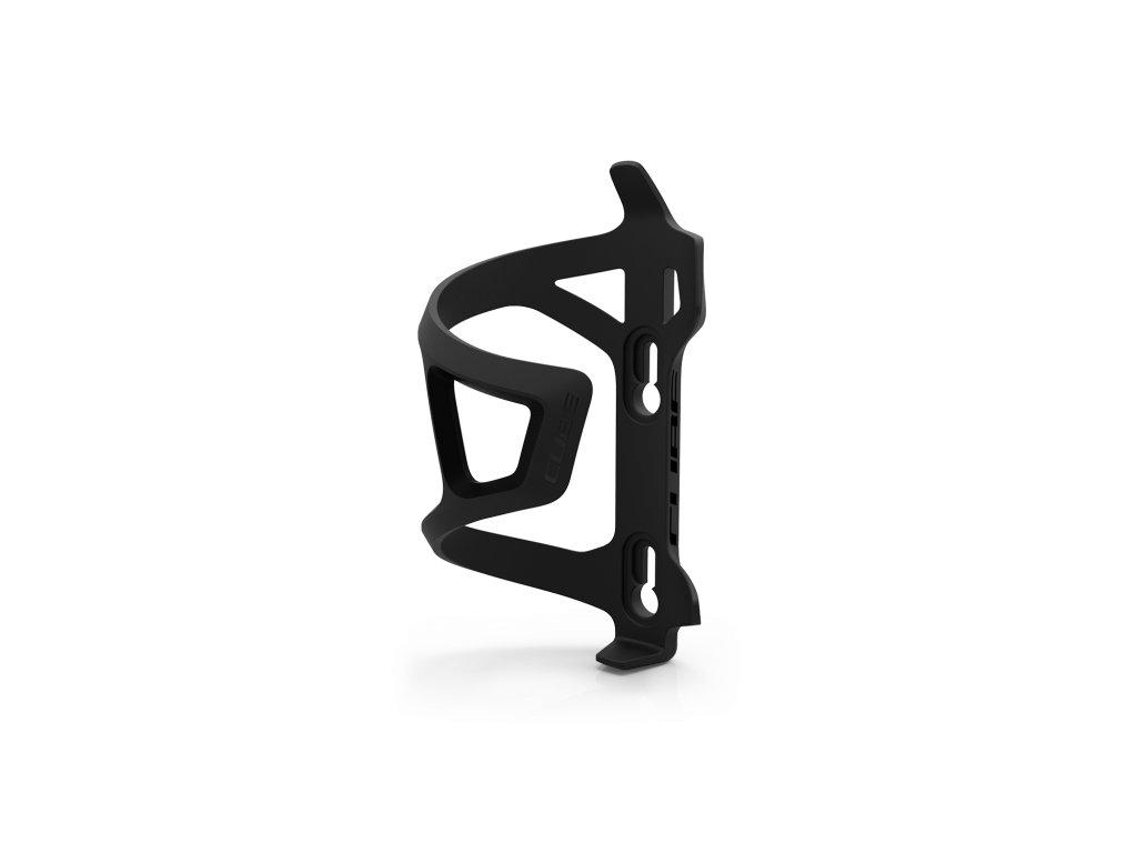 Košík CUBE Bottle Cage HPP-Sidecage černo/černá