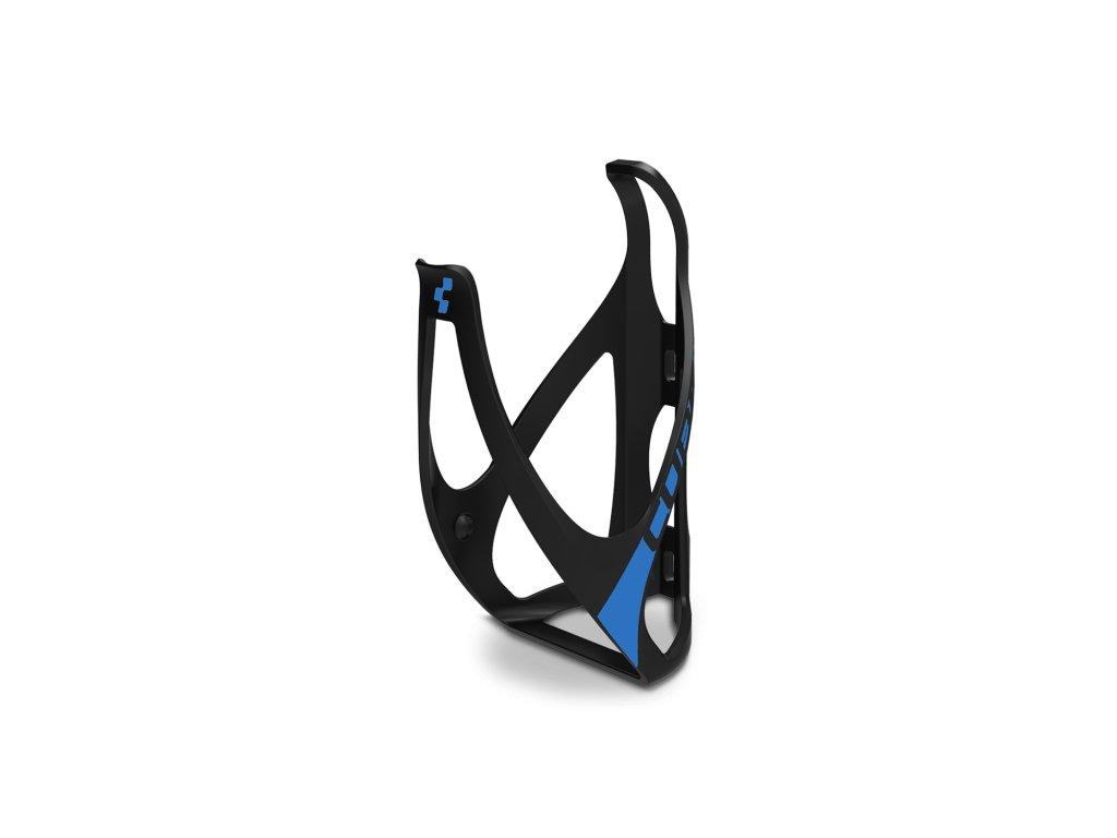 Košík CUBE Bottle Cage HPP matt black´n´classic blue