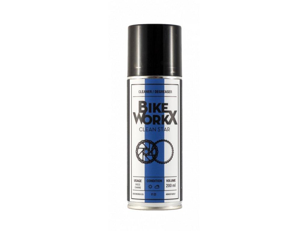 clean star sprej 200 ml