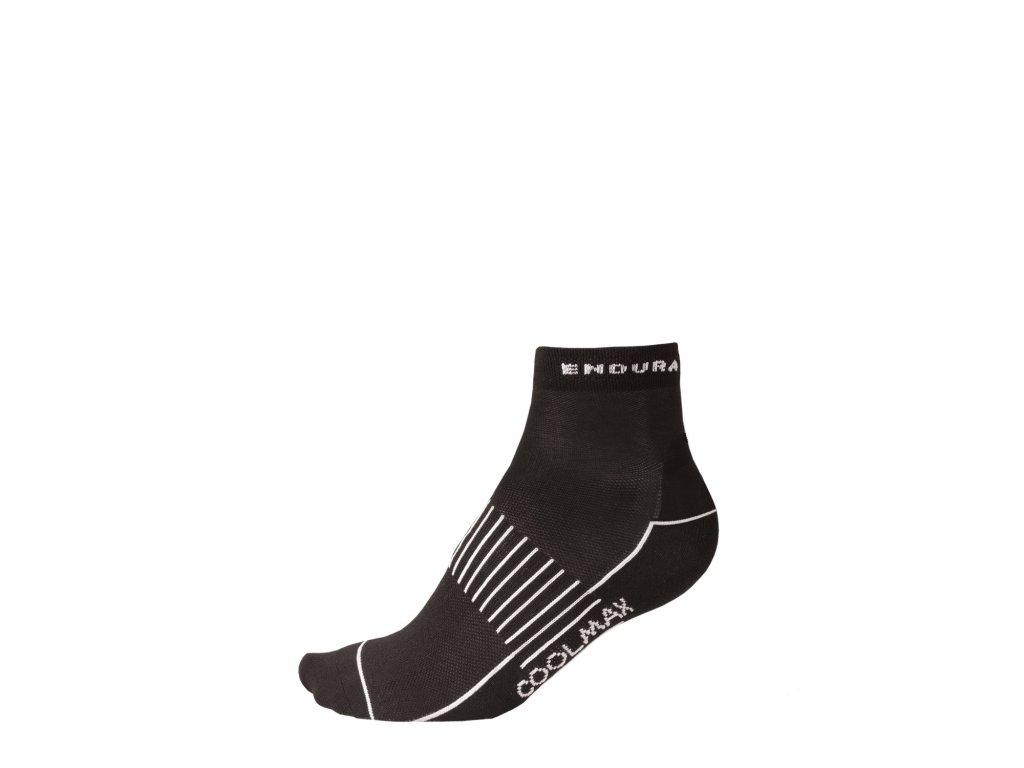 ponozky coolmax race ii socks black 24775 1