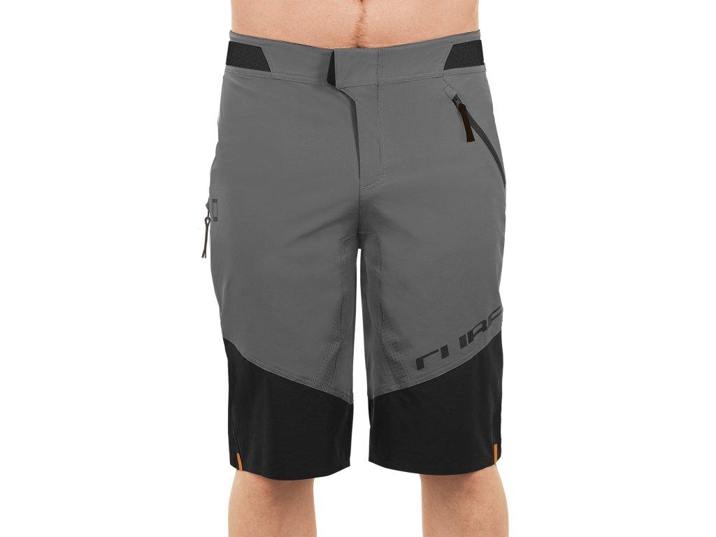 Kraťasy CUBE EDGE Baggy Shorts X Actionteam