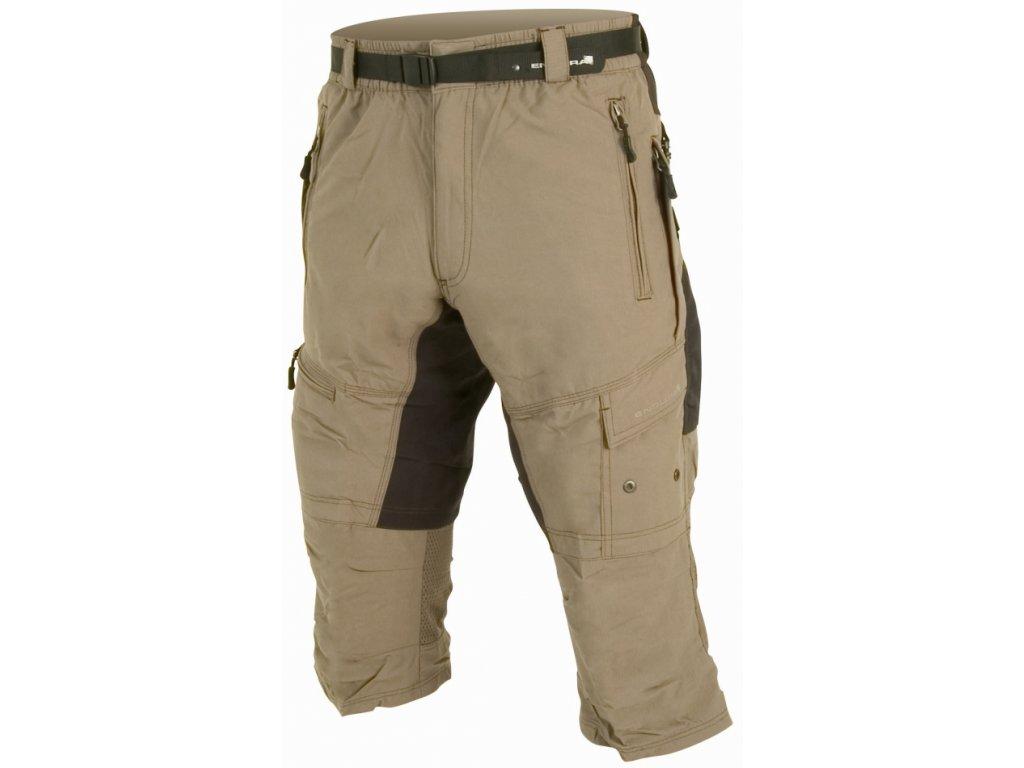 endura hummvee 3 4 baggy shorts olv 20809