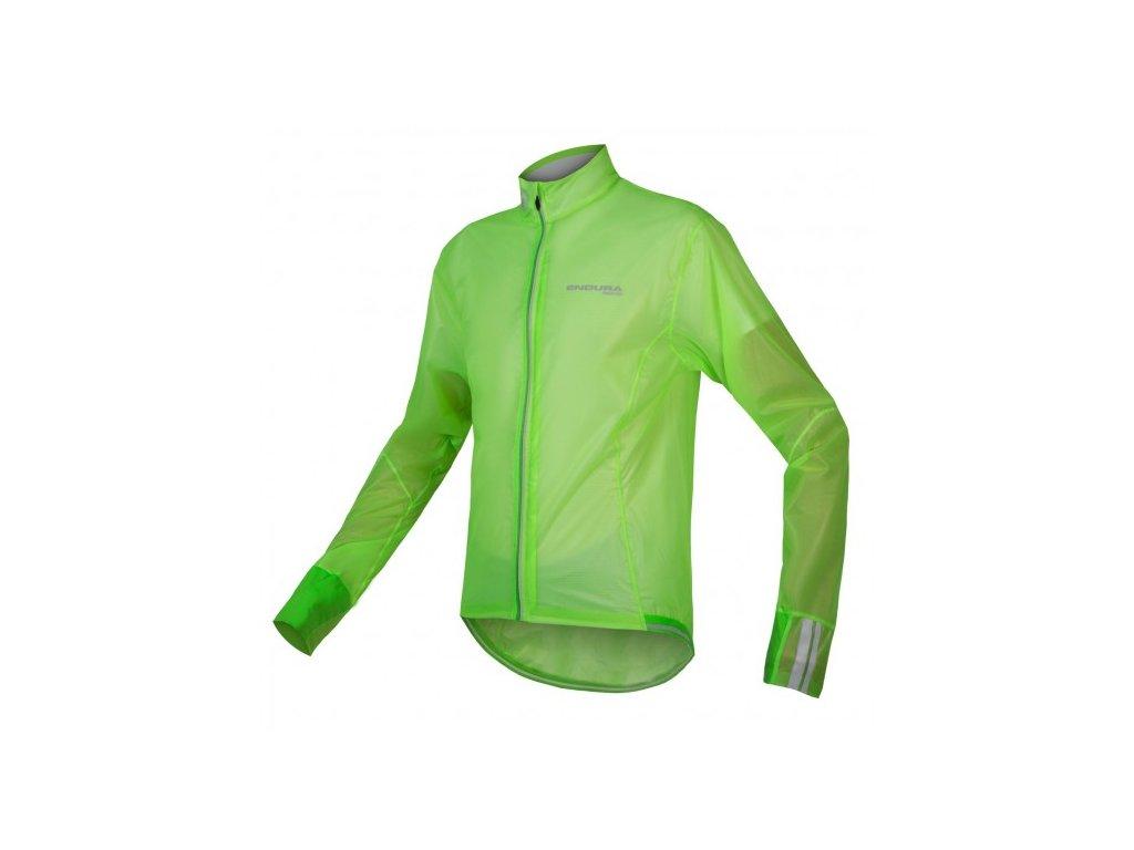 endura fs260 pro adrenaline race cape ii bunda panska svitive zelena e9106gv
