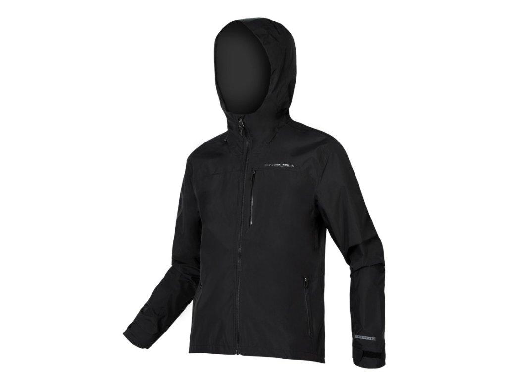 endura panska vodeodolna bunda singletrack matt black