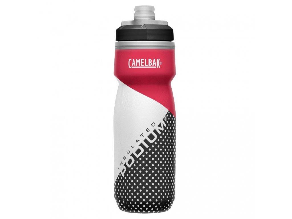 camelbak podium chill bottle 620 ml red