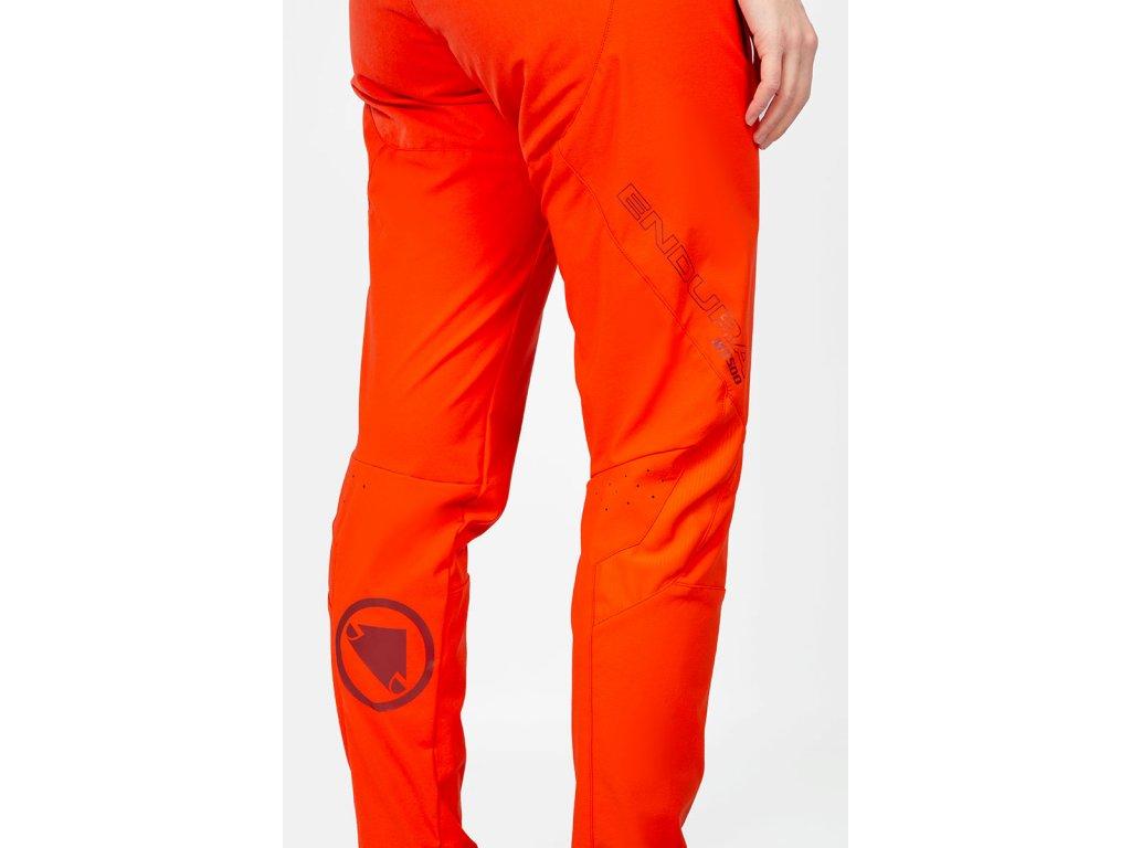 Dámské kalhoty Endur MT500 Burner papriková E8115PA