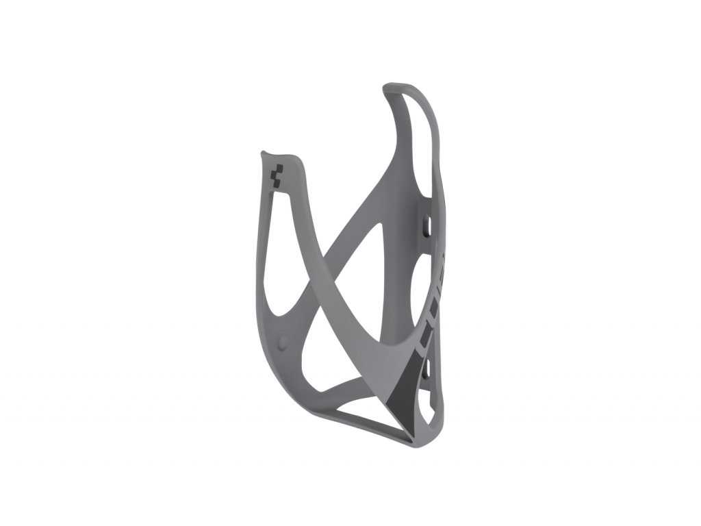Košík CUBE Bottle Cage HPP matt grey´n´black