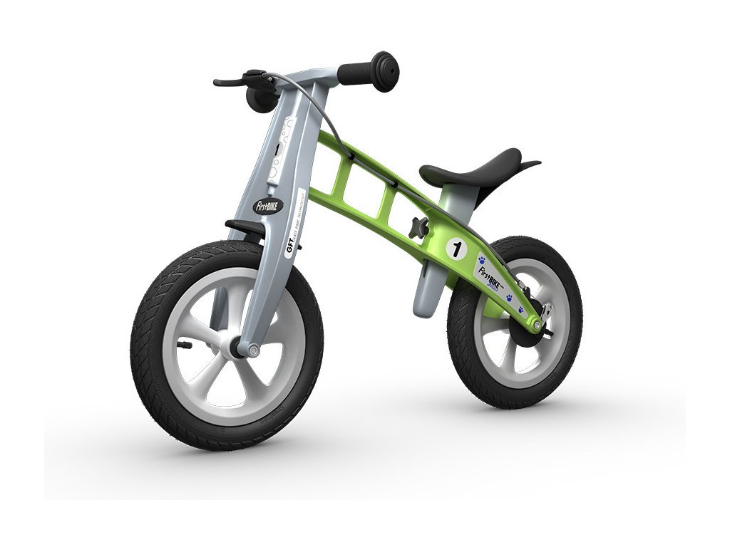 01 FirstBIKE Street Green with brake L2006 1024x1024