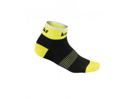 Ponožky Kalaš RACE  X4 neon