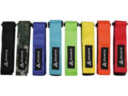 granite design rockband carrier strap 450mm GRA GTP17RB colours