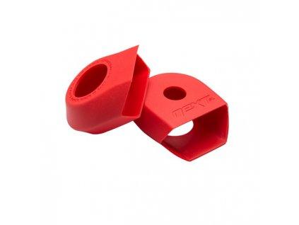RACE FACE CRANK BOOT 2-pack, ochrana carbonových klik G4 medium červená