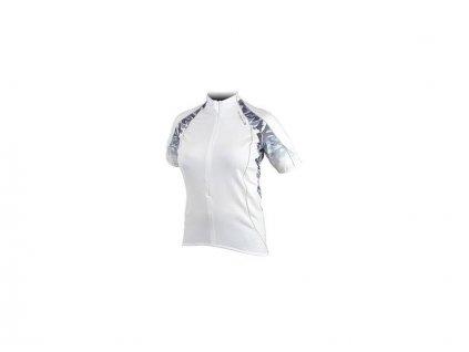 Dámský dres Endura Firefly - bílý - E6019W vel.L