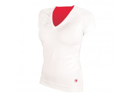 Dámský dres Endura Sport White - E6042W