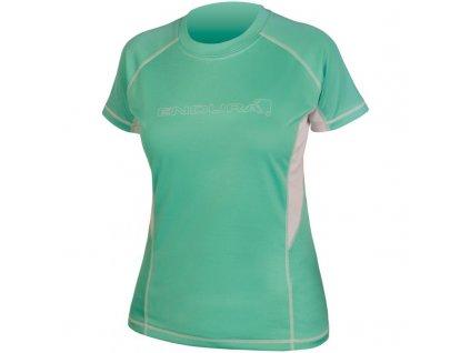 Dámský dres Endura Puls Mint Green - E6045MG
