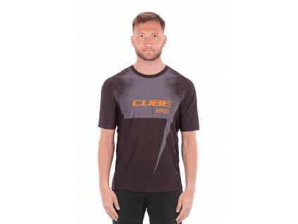 Dres Cube EDGE Round Neck Jersey S/S