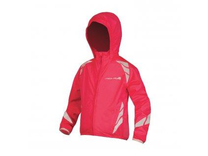 Bunda Endura Luminite II - dětská růžová E7113PV