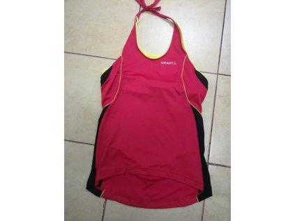dres craft Active red/acacia vel. L 1900021