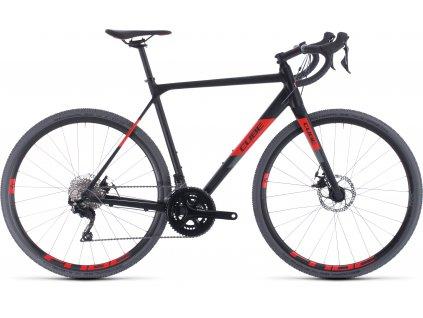 kolo CUBE cross race black/red 2020