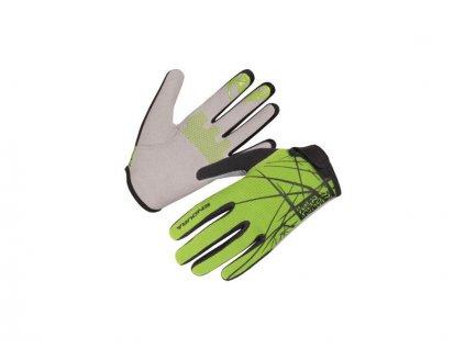 dětské rukavice Endura Hummvee černé E7111BK