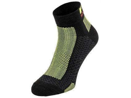 ponozky r2 easy ats10b black green