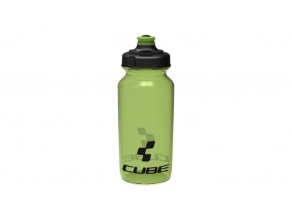 Láhev CUBE bottle 0,5l Icon green