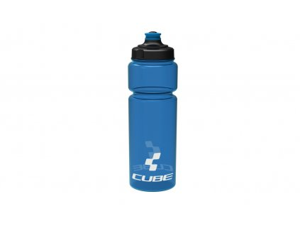 Láhev CUBE bottle 0,75l Icon blue