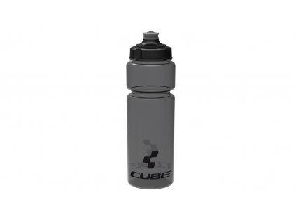 Láhev CUBE bottle 0,75l Icon black