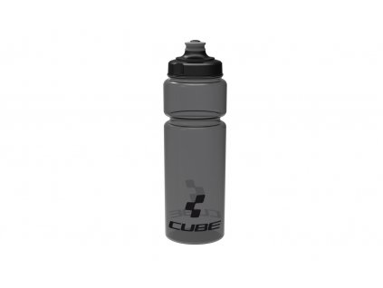 Láhev CUBE bottle 0,75l Icon black