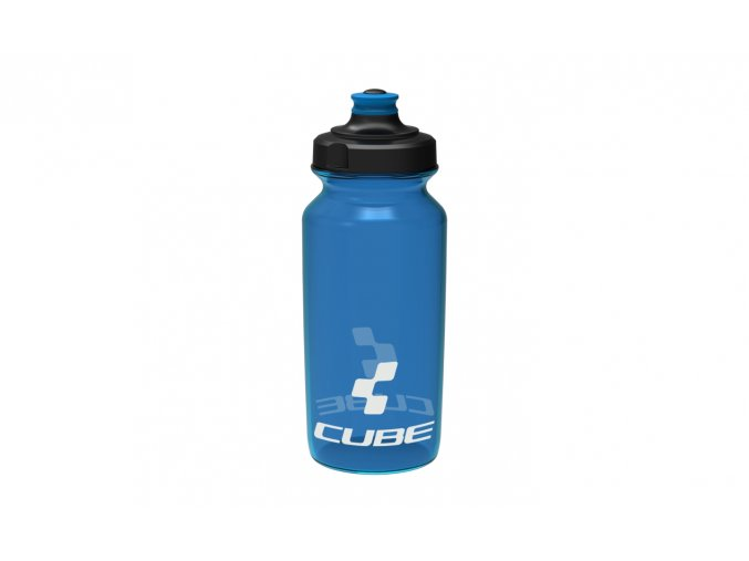 Láhev CUBE bottle 0,5l Icon blue