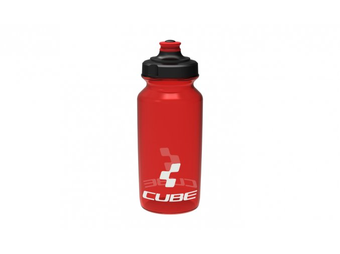 Láhev CUBE bottle 0,5l Icon red